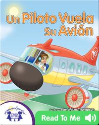 Un Piloto Vuela Su Avión