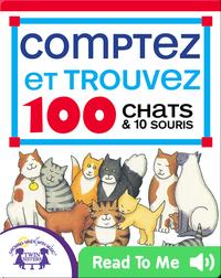 Comptez et Trouvez 100 Chats et 10 Souris