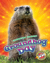 Celebrating Holidays: Groundhog Day