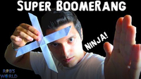 How to Make the Super Boomerang!