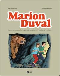 L'homme aux mouettes - La vengeance du prince Melcar - Pleins feux sur le smilodon