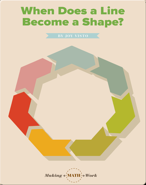 When Does a Line Become a Shape?