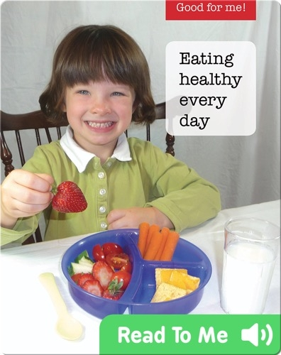 Eating Healthy Every Day