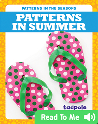 Patterns in Summer