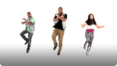 How to Do the Reject Hip-Hop Dance Move for Kids
