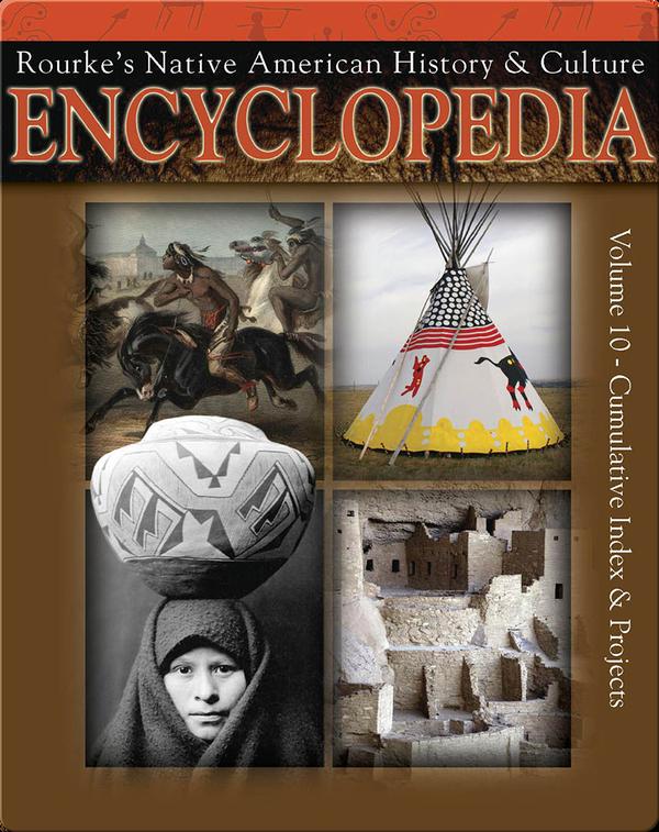 Native American Encyclopedia Cumulative Index & Projects