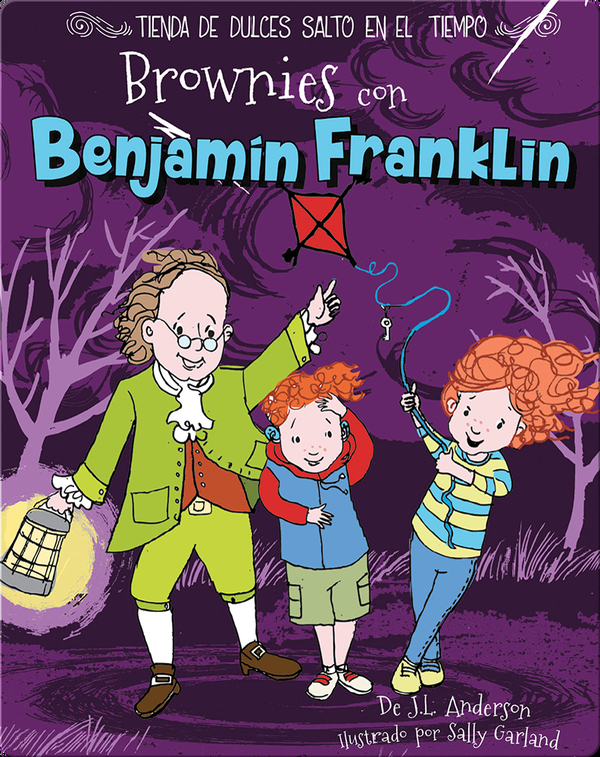 Brownies con Benjamín Franklin