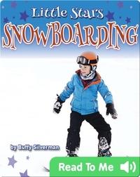 Little Stars Snowboarding
