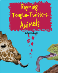 Rhyming Tongue-Twisters Animal