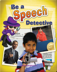 Be a Speech Detective