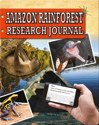 Amazon Rainforest Research Journal