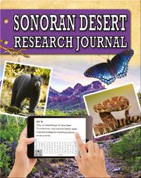 Sonoran Desert Research Journal