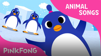 The Penguin Dance (Animal Songs)
