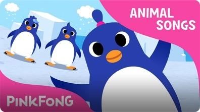 The Penguin Dance (Animal Songs)