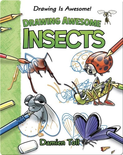 Drawing Awesome Insects