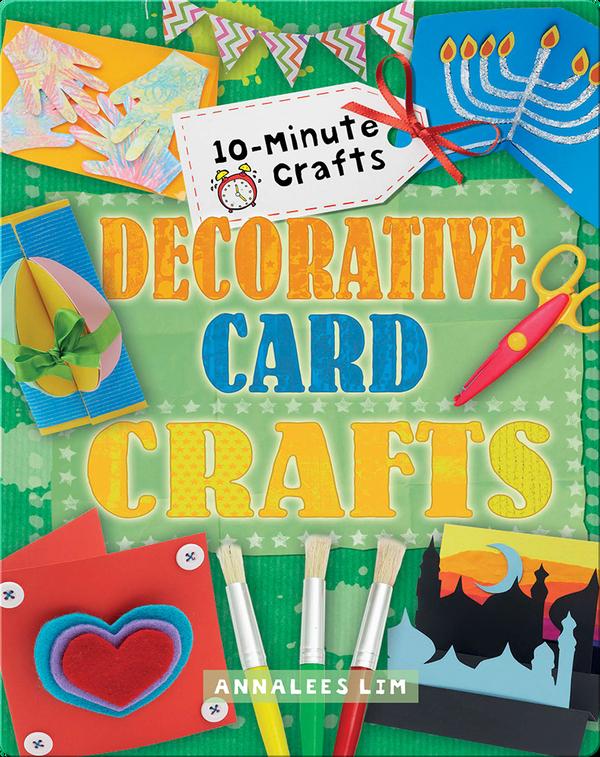 Decorative Card Crafts