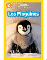 National Geographic Readers: Los Pingüinos (Penguins)