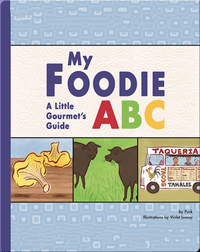 My Foodie ABC
