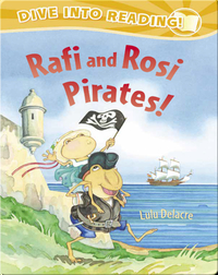 Rafi and Rosi Pirates!