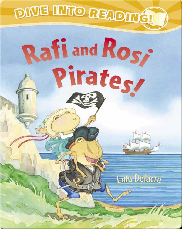 Rafi and Rosi Pirates!