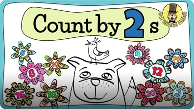 Song of 2s (count by 2)