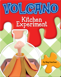 Volcano Kitchen Experiment