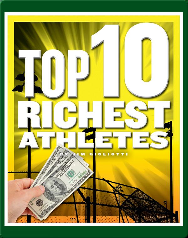 Top 10 Richest Athletes