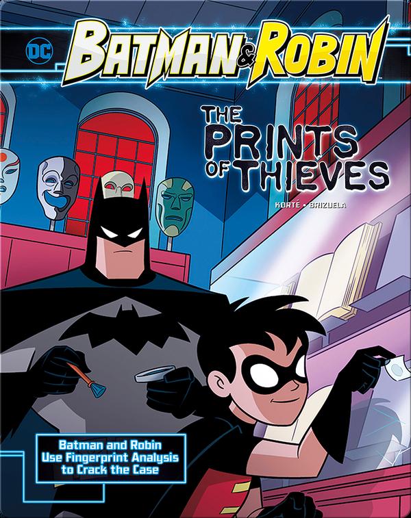 Batman & Robin: The Prints of Thieves