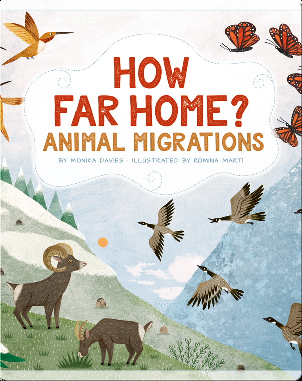 How Far Home?: Animal Migrations