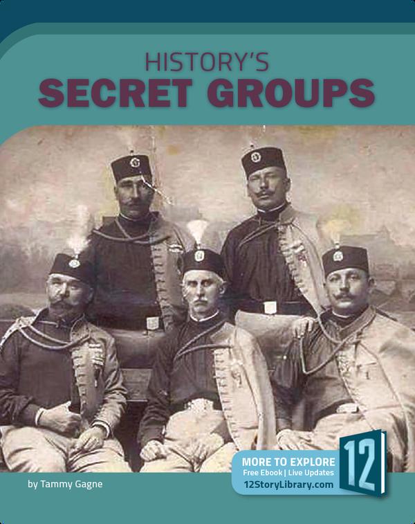 History's Secret Groups