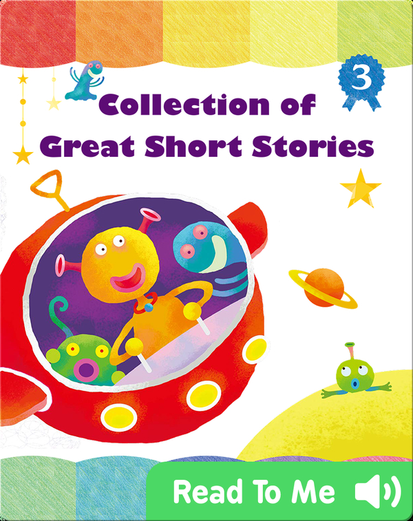 Collection of Great Short Stories #3