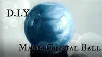 How to Make a Magic Fortune Teller's Crystal Ball