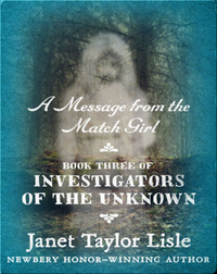 A Message from the Match Girl (Investigators of the Unknown)