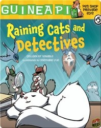 Pet Shop Private Eye #5: Raining Cats and Detectives