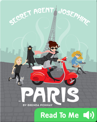 Secret Agent Josephine in Paris