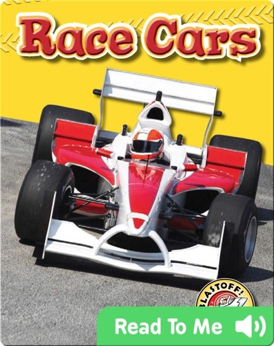 Race Cars: Mighty Machines