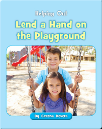 Lend a Hand on the Playground