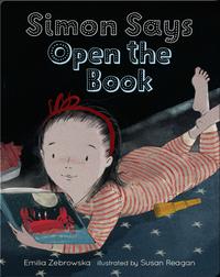 Simon Says Open The Book