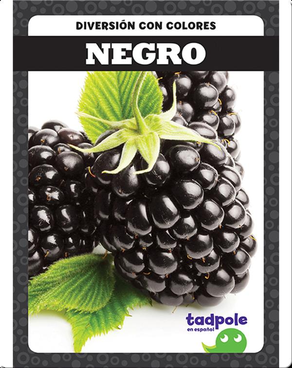 Diversión con colores: Negro