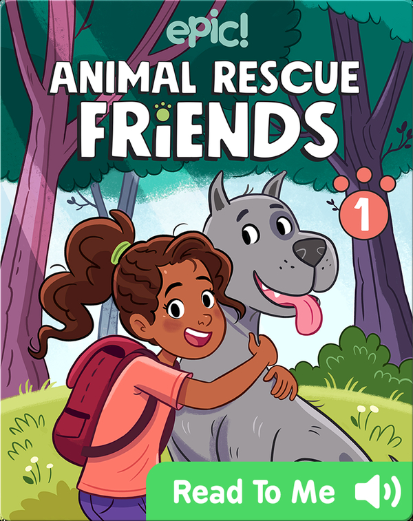 Animal Rescue Friends Book 1: Maddie and Boyd