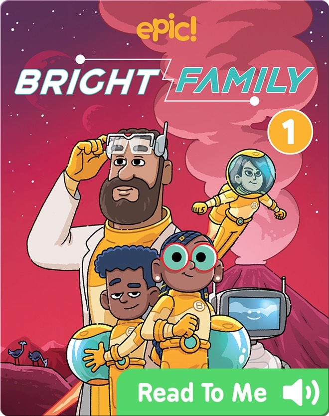 Bright Family Book 1: Versus the Multiverse