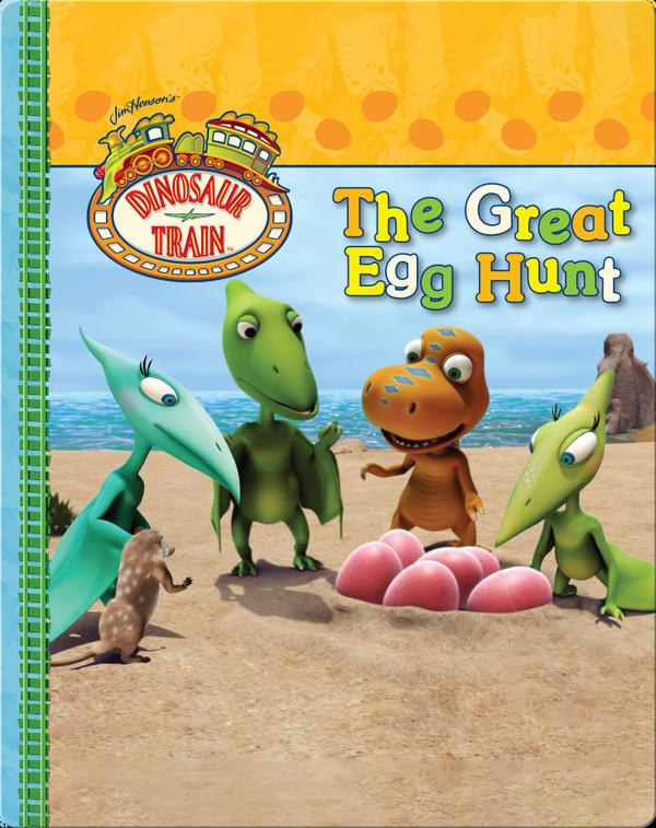 Dinosaur Train: The Great Egg Hunt