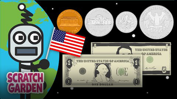 The Money Song | USA Coins & Bills Song