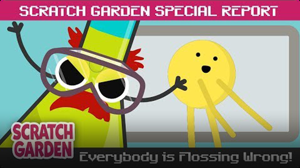 Everybody is Flossing Wrong!
