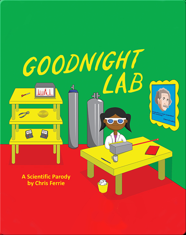 Goodnight Lab: A Scientific Parody