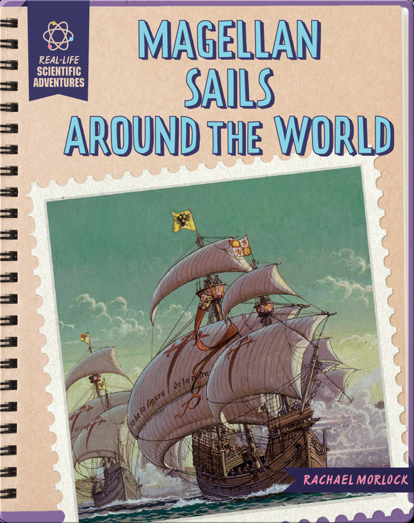 Magellan Sails Around the World