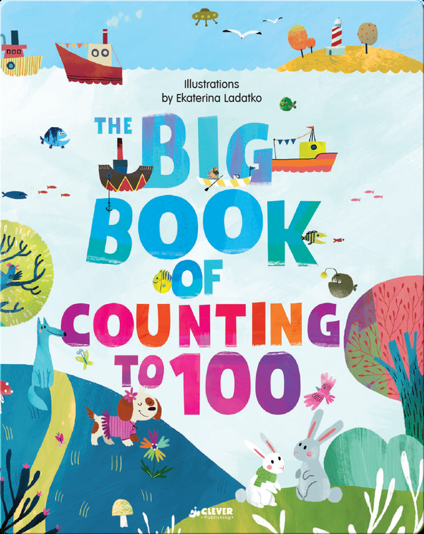 The Big Book of Counting to 100