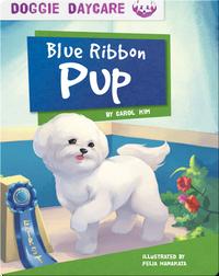 Doggie Daycare: Blue Ribbon Pup