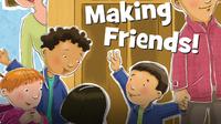 Highlights – Making Friends!