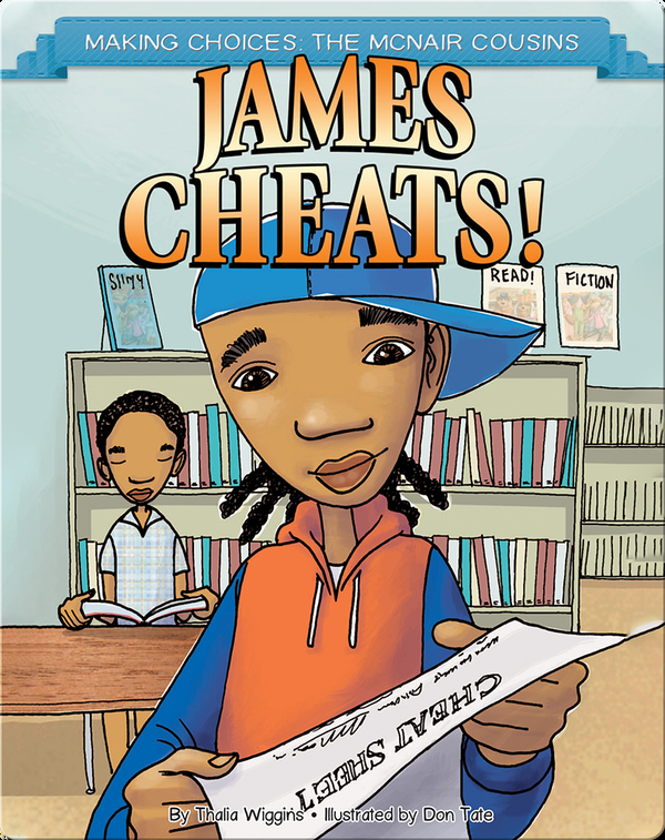 James Cheats!